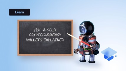Hot and cold crypto wallets explained — balancing security and convenience when storing cryptocurrency